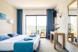 Nos chambres spacieuses et tout confort vous permettent de profiter au mieux de votre séjour à Anduze, en Cévennes