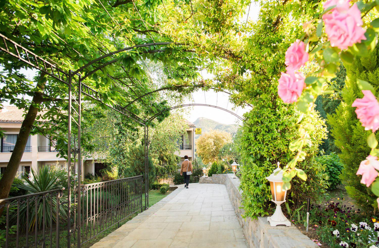 La Porte des Cévennes - L'entrée