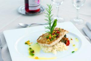 Cuisine méditerranéenne à notre restaurant d'Anduze, en Cévennes