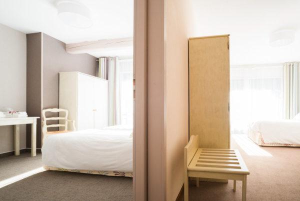 Plein soleil, confort et environnement pleine nature dans nos chambres cévenoles