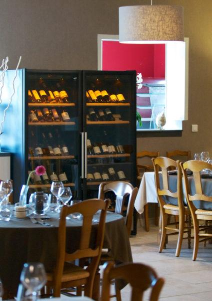 Au restaurant, à Anduze, découvrez notre sélection de vins de pays