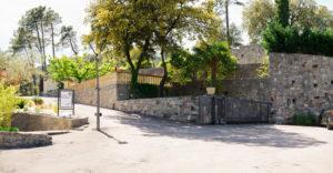 La Porte des Cévennes - Notre parking