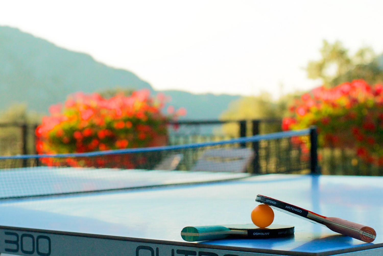 La Porte des Cévennes - Ping pong