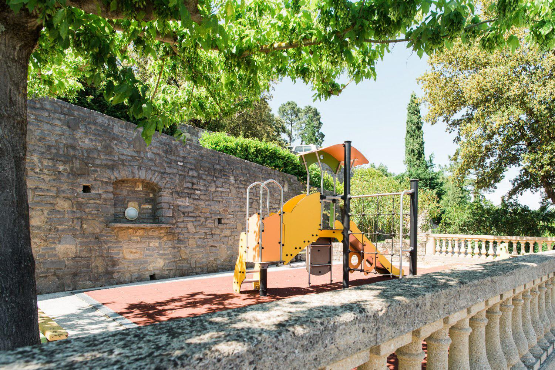 La Porte des Cévennes - Notre aire de jeux pour les enfants